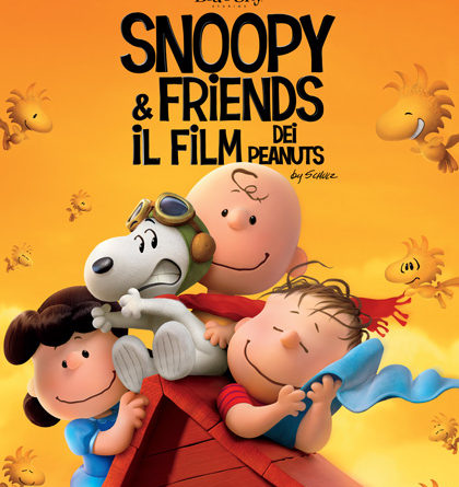 locandina_snoopy & friends