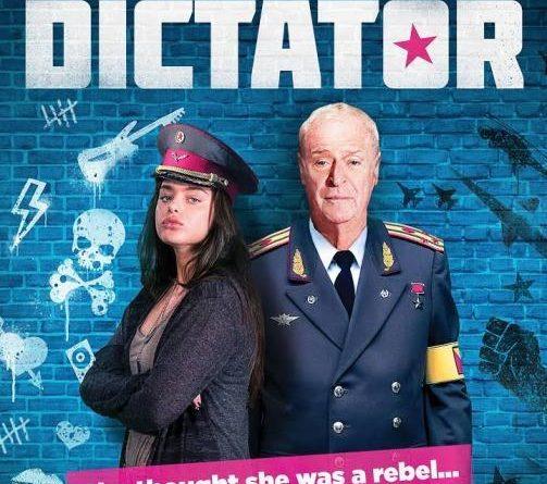 locandina caro dittatore